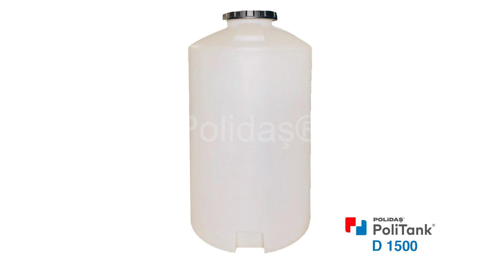 polietilen-dikey-su-tanki-d1500