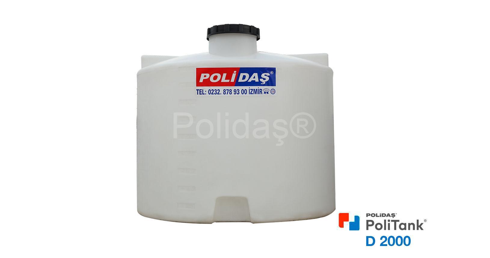 polietilen-su-deposu-d2000L