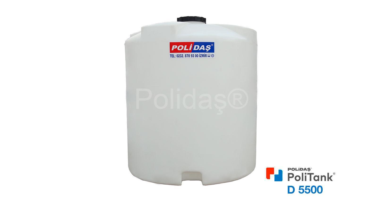 polietilen-su-deposu-d5500