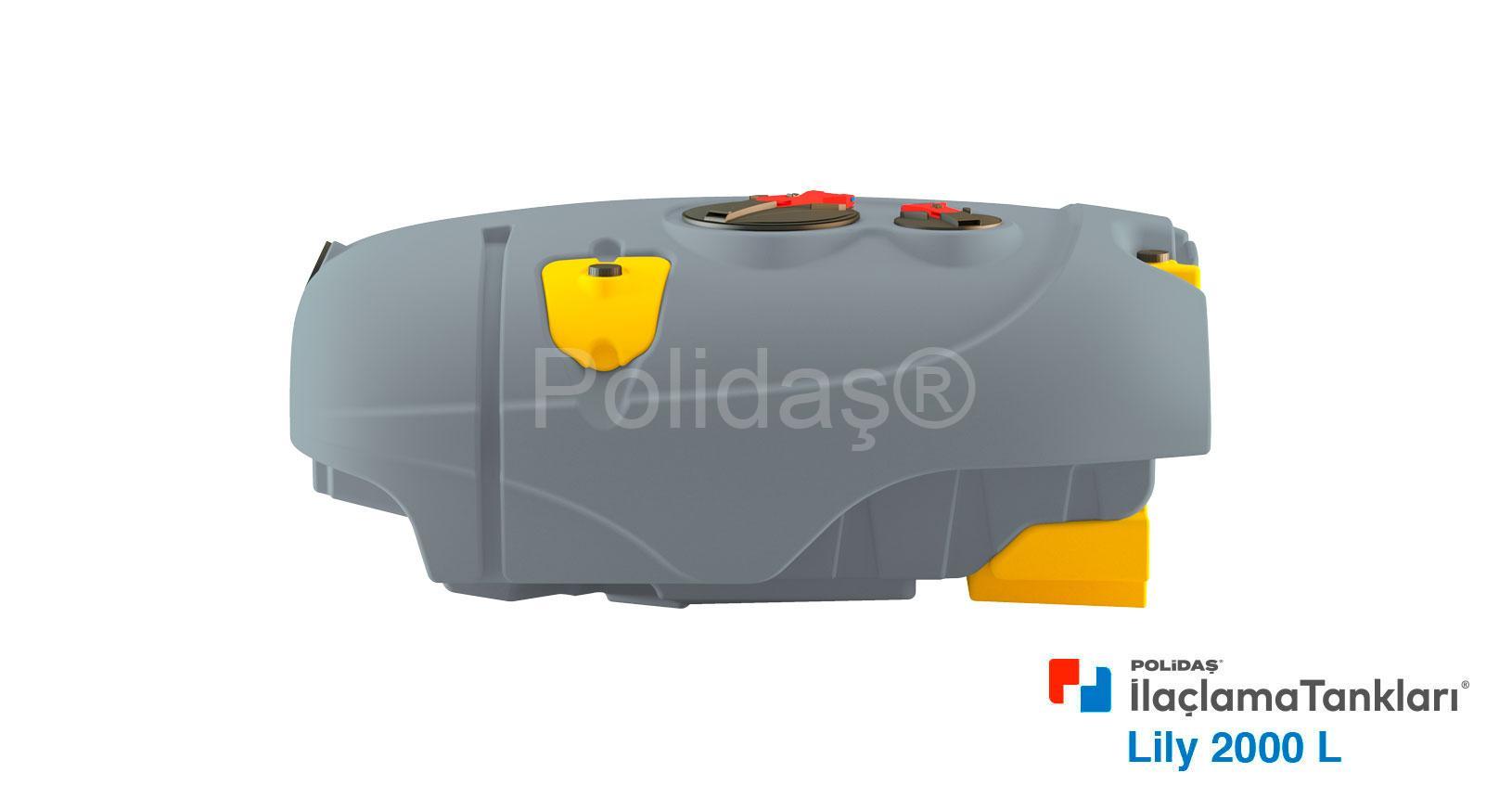 ilaclama-tanki-lily2000-gri